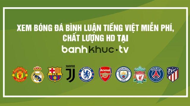 Thoải mái xem đá bóng online cùng Bánh Khúc Tivi