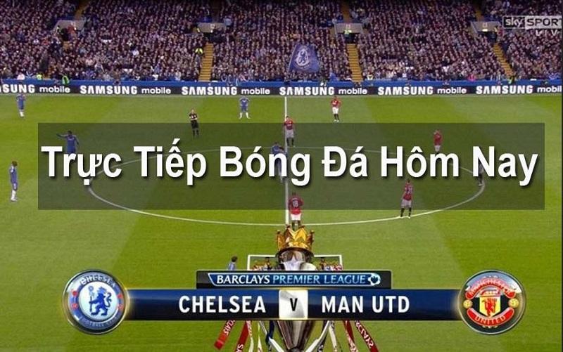 Bongda live. TV tường thuật đầy đủ các trận đấu trong và ngoài nước