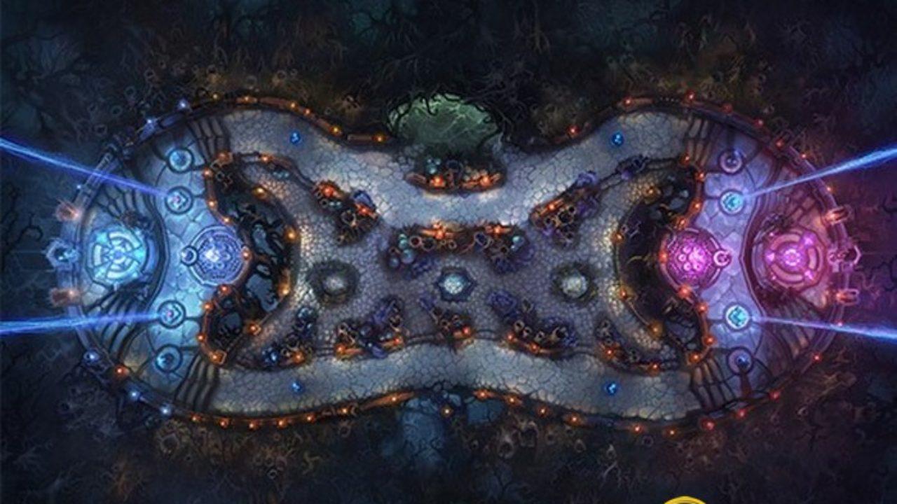 Chơi chế độ 3 vs trong Khu Rừng Ma Quỷ