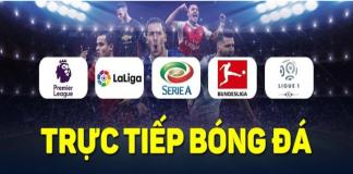 Website tructiep bongda tường thuật online nhiều giải đấu hấp dẫn