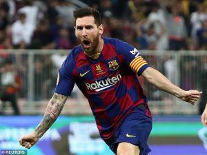 Messi - Cầu thủ nổi bật nhất trong Barca