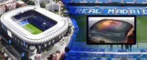 Real đang có ý định nâng cấp lại sân bóng