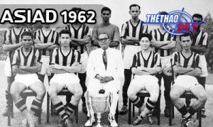 ASIAD năm 1962 được tổ chức tại Indoesia