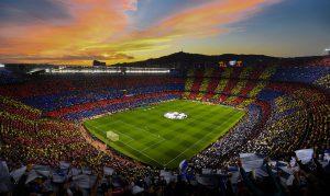 Nou Camp - Sân nhà của Barca
