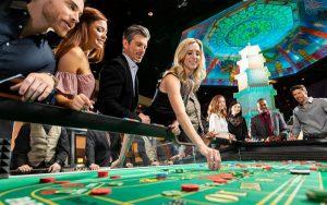 Casino có sự kiểm soát, kiểm tra của người thắng