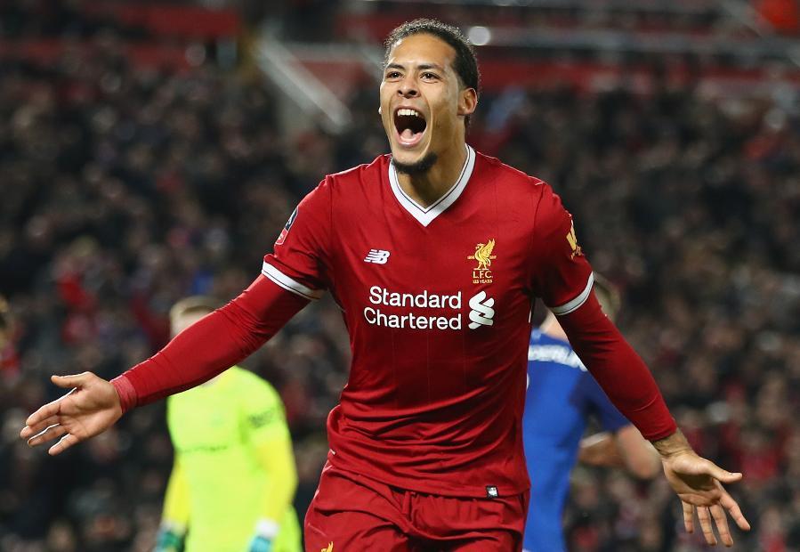 Hậu vệ Virgil van Dijk - cầu thủ xuất sắc nhất thế giới 2019