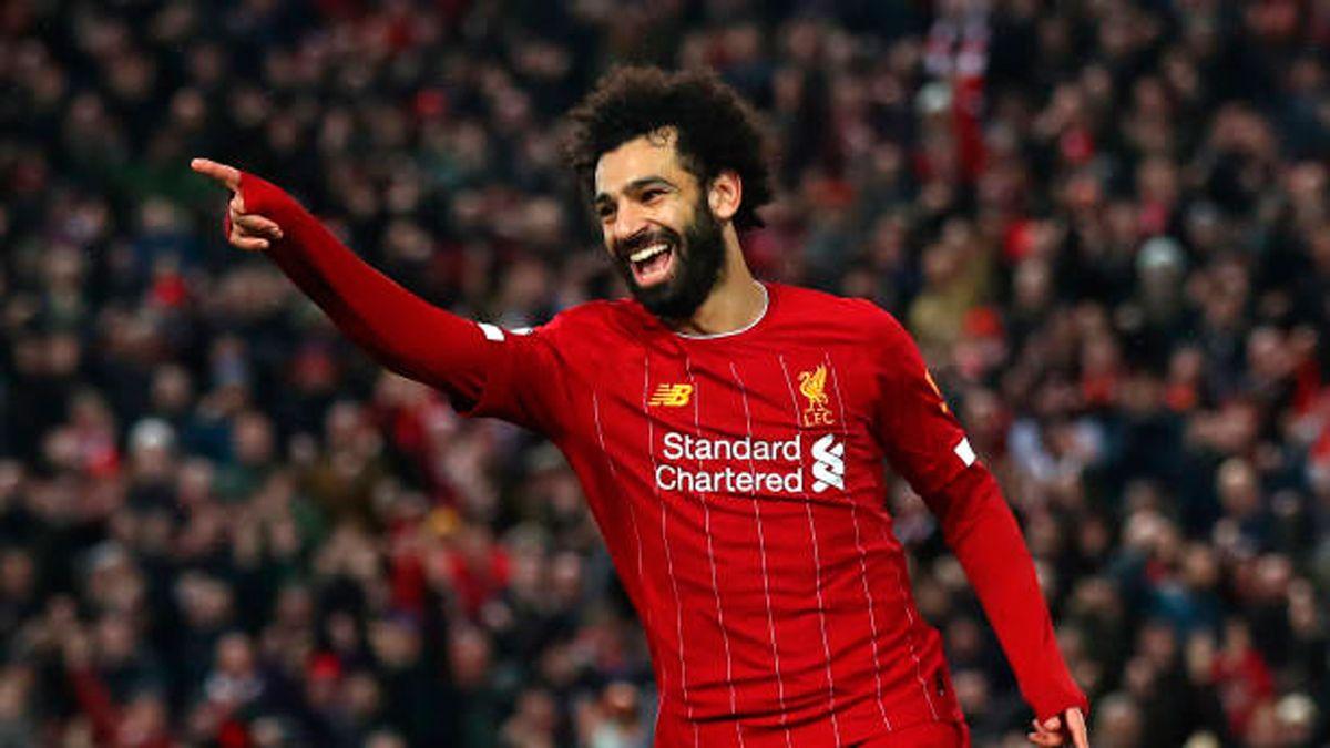 Mohamed Salah - cầu thủ của Liverpool