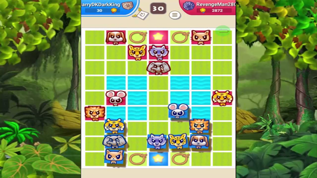 Cờ thú - Game chơi online hấp dẫn