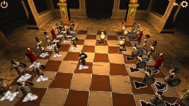 Cách chơi game cờ vua 3D cực đơn giản và thú vị