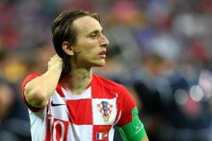 Luka Modric - Tiền vệ trung tâm được nhiều HLV săn đón