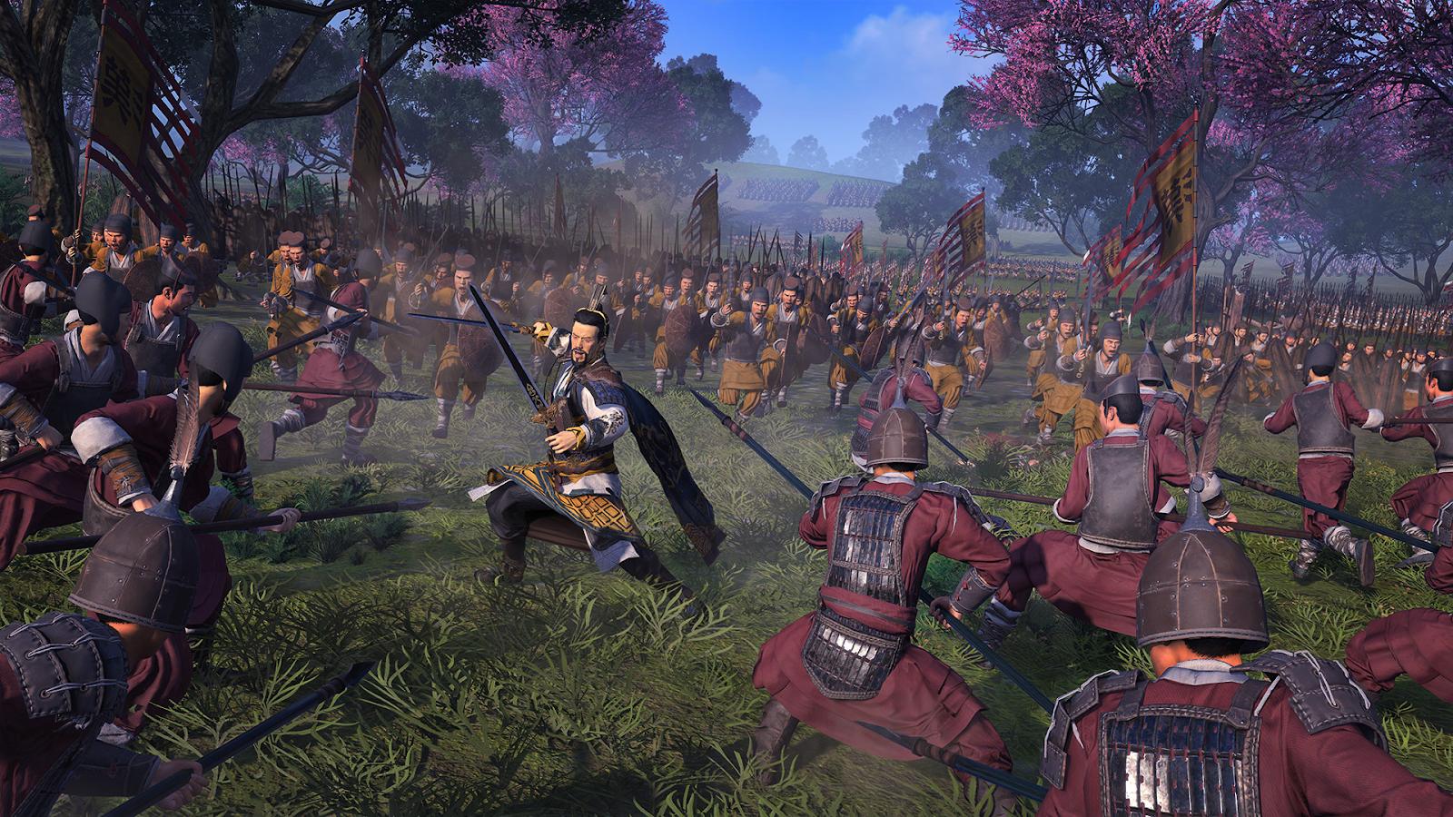 Game chiến thuật hay trên iOS - Total War