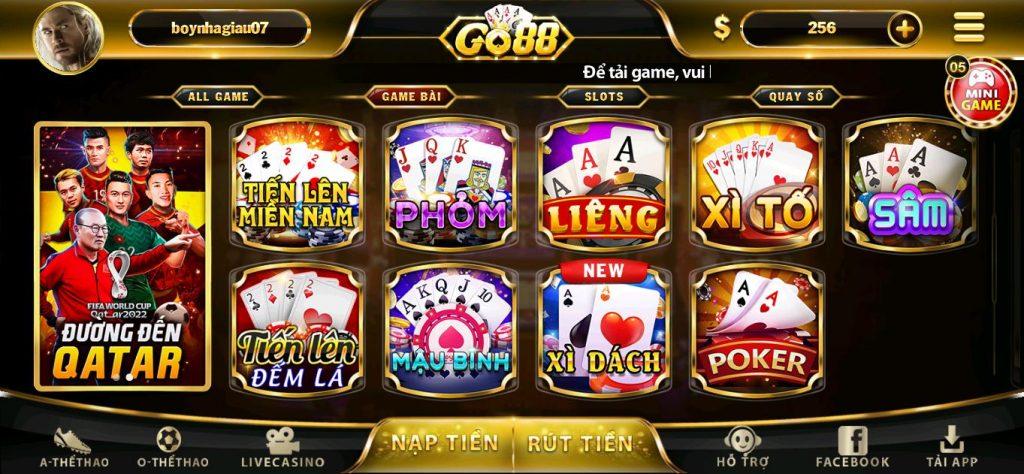 Go88 có độ bảo mật cao, an toàn cho người chơi