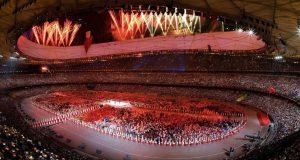 Olympic 2008 diễn ra tại sân vận động Tổ Chim