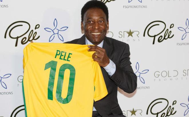 Pele - Cầu thủ xuất sắc nhất thế giới mọi thời đại