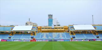 Sân vận động Hàng Đẫy đã được xây dựng từ năm 1934