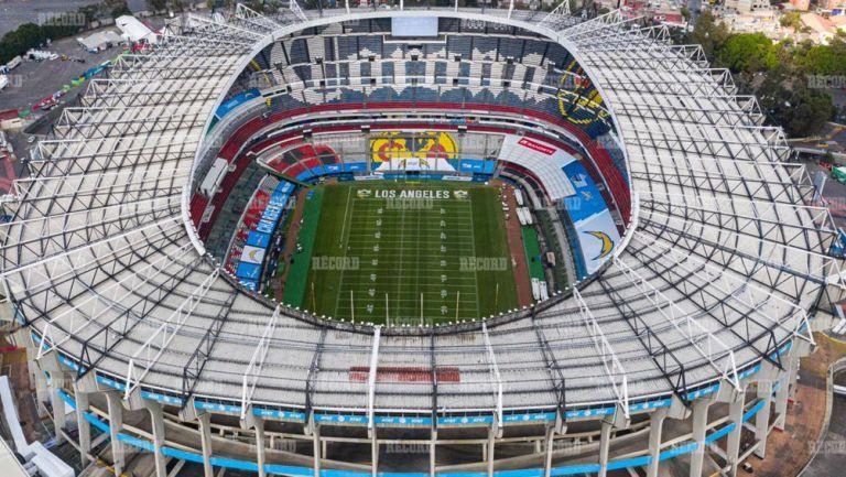 Sân vận động lớn nhất thế giới Estadio Azteca