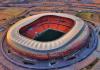 Sân vận động FNB Stadium hay Soccer City tại Nam Phi