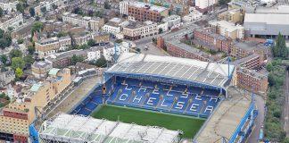 Toàn cảnh sân vận động Stamford Bridge