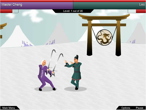 Game Y8 Dragon Fist 3 - Age of the Warrior