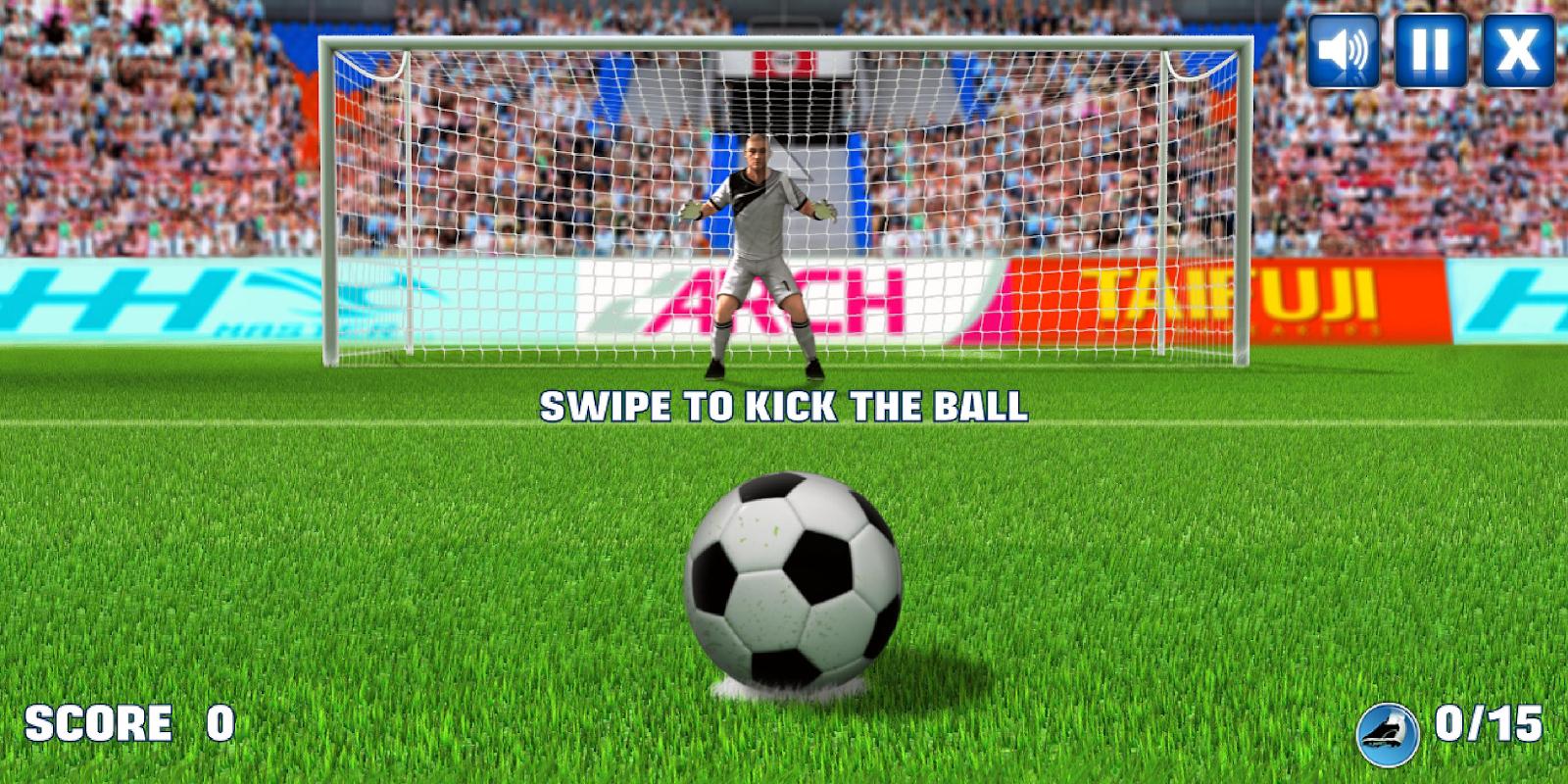 Game Penalty Kicks - đá Penalty