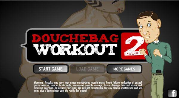 Game Douchebag Workout 2