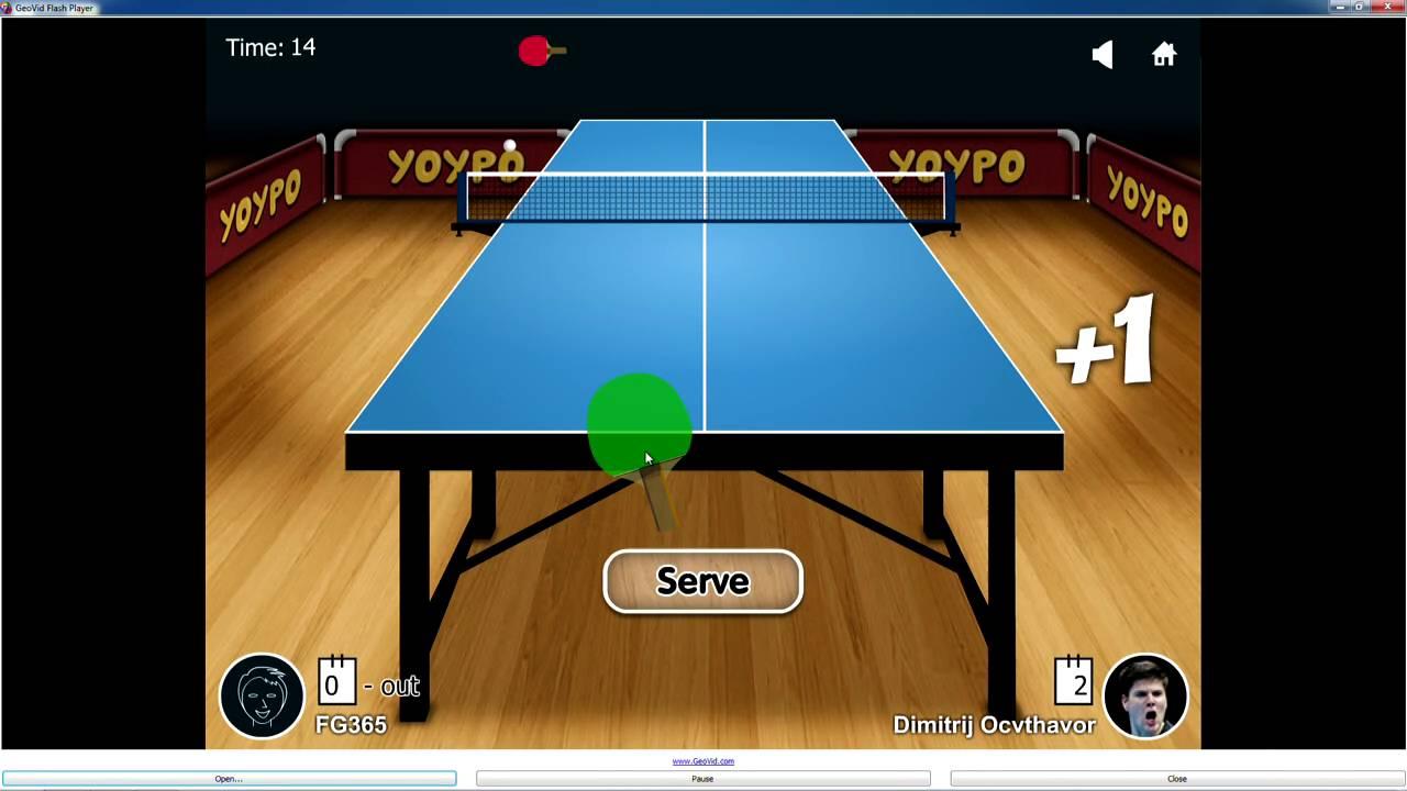 Game Yoypo Table Tennis