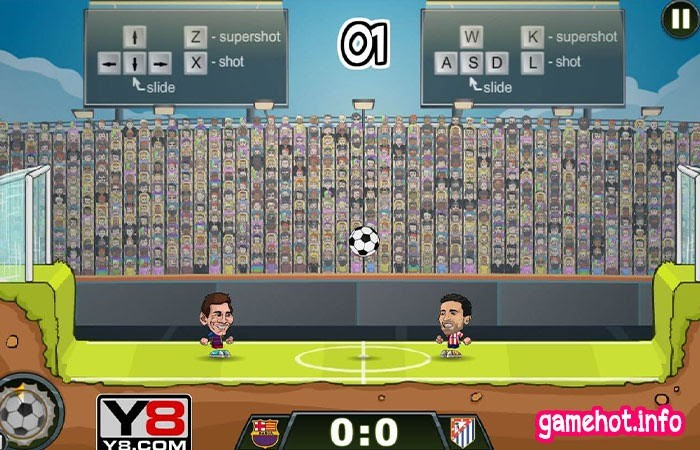 Game Football Legends 2016