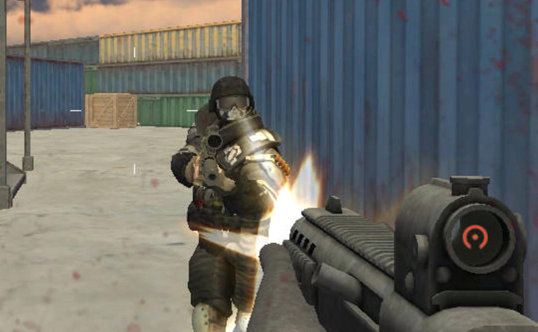 Game Masked Forces bắn súng thú vị