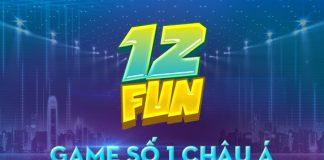 12fun net - Cổng game uy tín số 1 châu Á