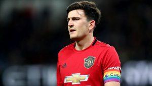 Maguire - Chàng cầu thủ tới từ nước Anh