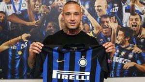 Năm 2018 gia nhập vào đổi tuyển Inter Milan