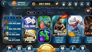 Big79 Club có nhiều slot game hấp dẫn