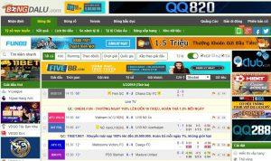 Bongdalu - cập nhật số liệu, tỷ số bóng đá trực tuyến, Livecore nhanh và chính xác