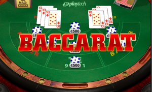 Hãy luôn tuân thủ luật khi chơi Baccarat