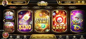 Go88 có hệ thống trò chơi đa dạng