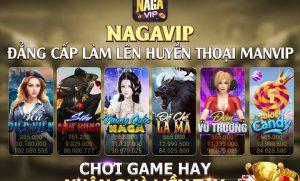 Nagavip Club - Cổng game bài đổi thưởng huyền thoại