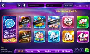 Gamevip - Nhiều trò chơi đổi thưởng hấp dẫn đang chờ đón