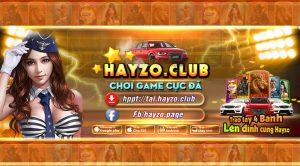 Hayzo game bài đổi thưởng cực HOT