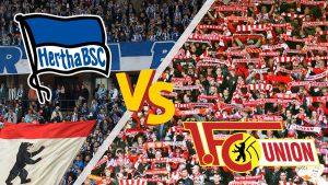 Sòi kèo trận đấu Hertha Berlin vs Union Berlin ngày 23/05/2020