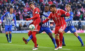 Cuộc chạm trán giữa Hertha Berlin vs Union Berlin sẽ có kết quả như thế nào?