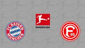 Soi kèo Bayern Munich vs Dusseldorf giải Bundesliga ngày 30/05/2020