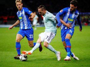 Soi kèo Hertha Berlin vs Augsburg giải Bundesliga ngày 30/05/2020