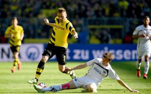 Soi kèo SC Paderborn 07 vs Borussia Dortmund