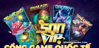 Sonvip - Cổng game uy tín dành cho mọi game thủ