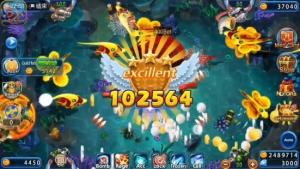 Chơi game Vua săn cá cực vui và hấp dẫn