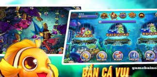 Bancavui - Game bắn cá gây thương nhớ cho game thủ