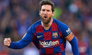 Messi - Tiền đạo chơi hay nhất thế giới