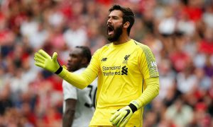 Alisson - Cái tên không thể thiếu trong đội hình Liverpool