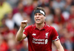 James Milner - Tiền vệ không thể thiếu trong đội hình Liverpool