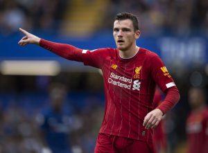 Sự có mặt của Andrew Robertson giúp Liverpool đội hình hoàn thiện hơn